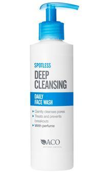aco cleansing wash