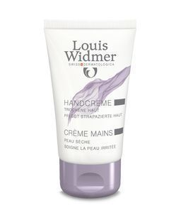 Louis Widmer Hand Cream - Käsivoide 75 ml