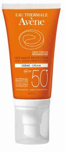 Avène Very High Protection Cream SPF 50+ 50 ml