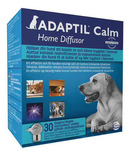 Adaptil Calm Home feromonihaihdutin ja liuos 48 ml
