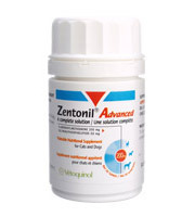Zentonil Advanced 200 mg 30 tabl.