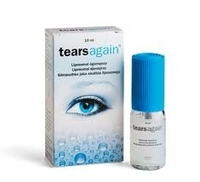 OFFER TearsAgain silmäsuihke 10 ml