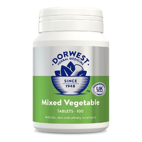 OFFER Dorwest Herbs Mixed Vegetables 500 tablets
