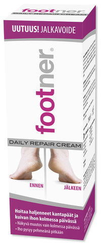Footner Repair Cream - voide