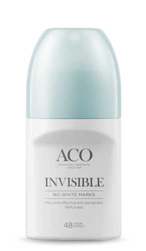 ACO Body Invisible antiperspirantti 50 ml