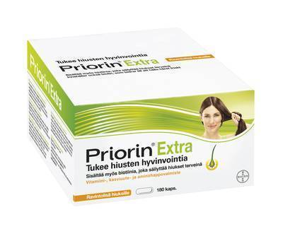 OFFER Priorin Extra 180 kapselia