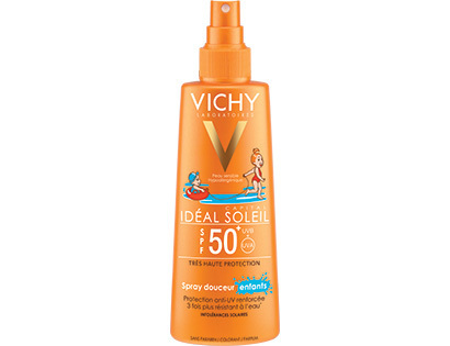 Vichy Ideal Soleil Sun Spray for kids SK50+ 200 ml