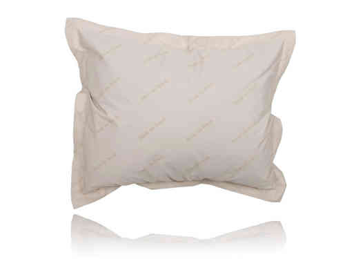 Back on Track Pillow Case 60 x 50 cm beige