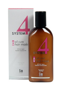 System 4 Oil Cure Mask 215 ml