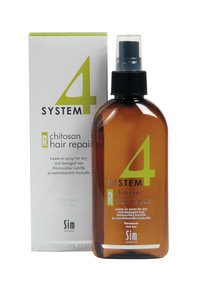 System 4 Chitosan Hair Repair suihke 200 ml