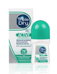 Triple Dry Active Women Roll-on 50 ml