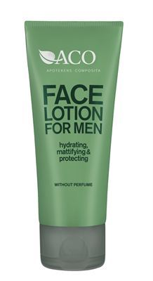 aco for men face lotion