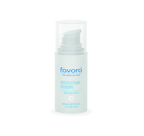 OFFER Favora Kosteuttava Seerumi 30ml