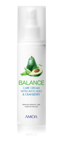 Amoa Balance Intimate moisturizing cream 100 ml