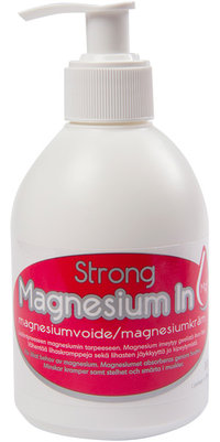 Magnesium In Strong -magnesiumvoide 300 ml