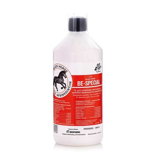 Black Horse BE-Special 1 L tai 5 L
