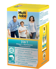Multi-tabs 3 in 1, 90 kapselia