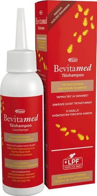 *Bevitamed Täishampoo 100 ml