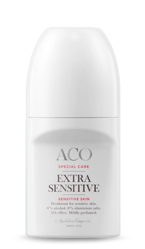 ACO Extra Sensitive Deodorantti 50 ml