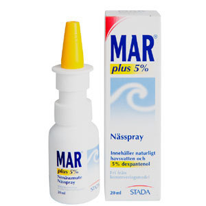 Mar Plus nenäsumute 20 ml