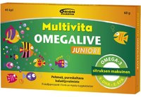 Multivita Omegalive Juniori 45 табл.