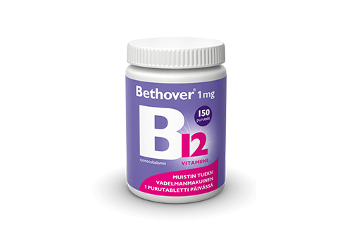 OFFER Bethover B12 1 mg 150 tablettia