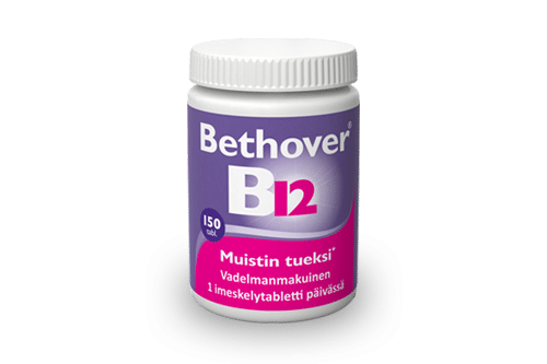 Bethover B12 1 mg 150 tablets