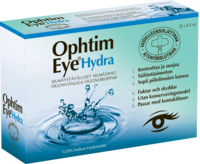 Ophtim Eye Hydra pipetit 20 x 0,5 ml
