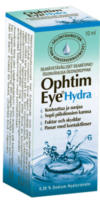 Ophtim Eye Hydra – tippapullo 10 ml