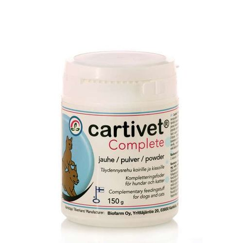 Cartivet Complete for cats and dogs 150 g