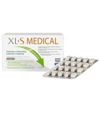 XL-S Medical Fat Binder rasvansitoja 180 tablettia