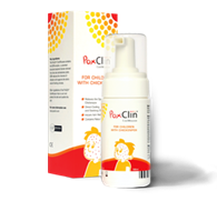PoxClin CoolMousse 100 ml symptoms of chickenbox