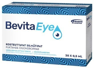 OFFER Bevita Eye silmätipat pipetti 20 x 0,5 ml