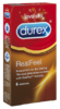 Durex Real Feel Lateksiton kondomi 6 kpl