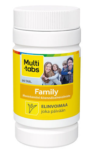 OFFER Multi-tabs Family 190 tablets