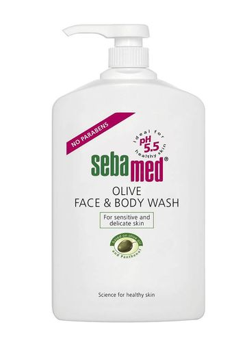 Sebamed Olive Face & Bodywash