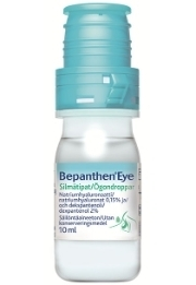 Bayerin Bepanthen Eye eye drops 10 ml