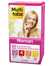 Multi-tabs Woman 60 tablettia