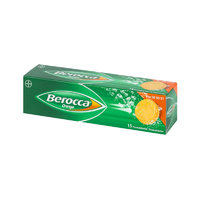 BEROCCA ORANGE monivitamiini 15 poretablettia
