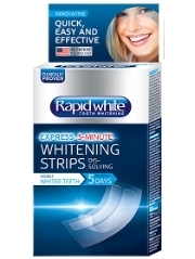 Rapid White Bleaching Stripes Valkaisuliuskat 6 ml