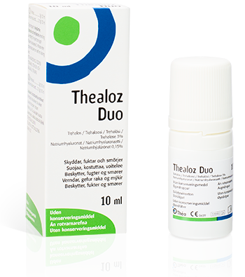 Thealoz Duo silmätipat 10 ml