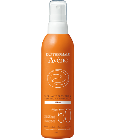 Avéne Very High Protection Suihke SPF 50+ 200 ml