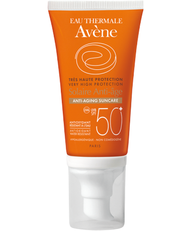 Avène Very High Protection Anti-aging aurinkovoide-emulsio SPF 50+ 50 ml
