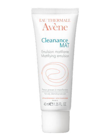 Avène Cleanance MAT Mattifying Emulsion 40 ml