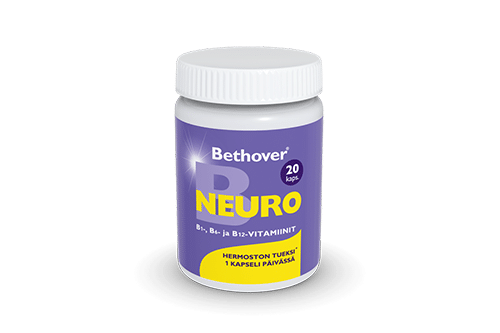 Bethover Neuro 100 tablets