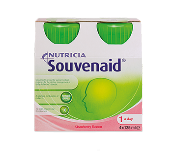 Nutricia Souvenaid 4 x 125ml