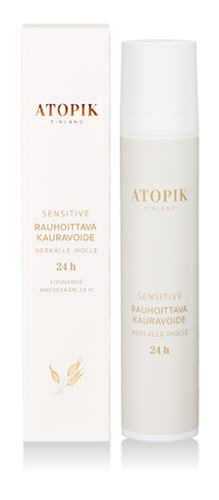ATOPIK Sensitive Soothing Facial Cream 24h with Oat Oil 50ml