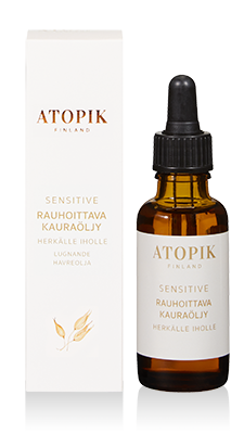 ATOPIK Sensitive Soothing Oat Oil 30ml