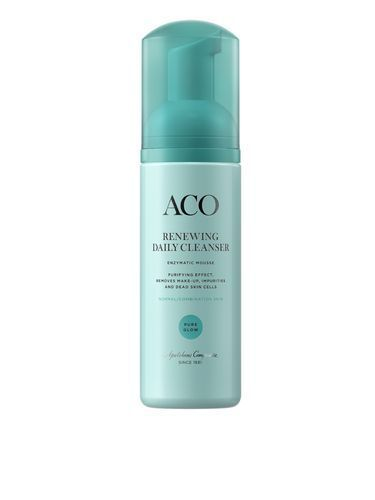 Aco Pure Glow Renewing Daily Cleanser 150 ml