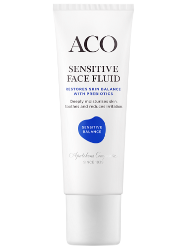 TARJOUS Aco Sensitive Balance Face Fluid 50 ml